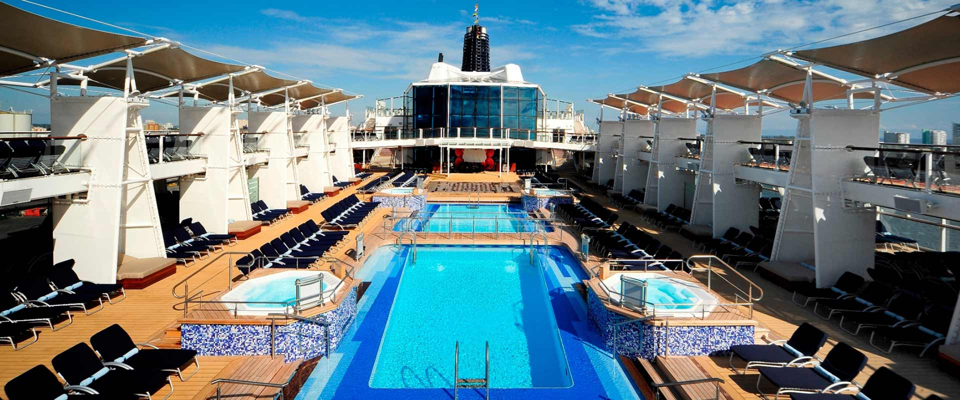 Projekte Celebrity Cruises – Solstice Class